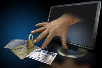 Krádež informací z počítače